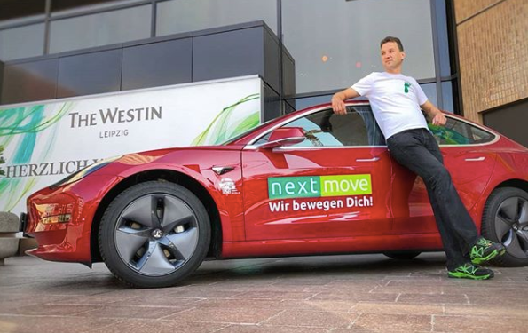Germany's 'nextmove' validates Tesla's competitive edge