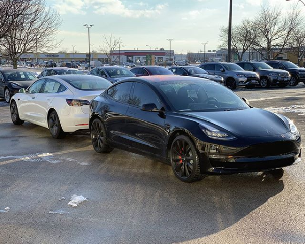 A Handy Guide For Picking The Right Model 3 Before Teslau0027s ...
