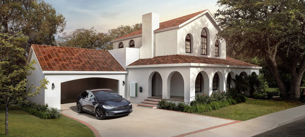 Tesla S Solar Roof Starting A Complete Clean Energy