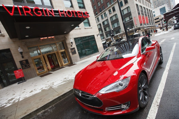 How To Rent A Tesla CleanTechnica - Rent a tesla chicago