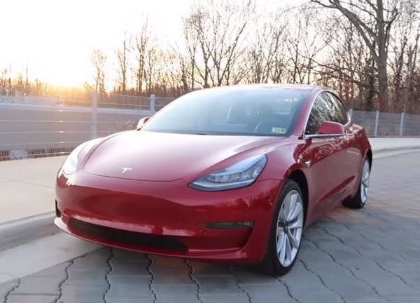 Tesla Battery Cost >> Look out Germany, the Tesla Model 3 is coming [Video] | EVANNEX Aftermarket Tesla Accessories
