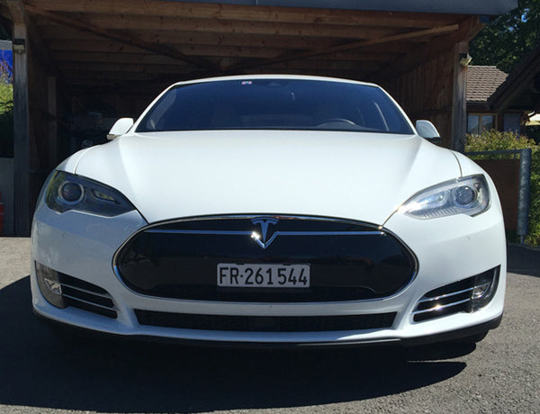 Swiss car lover: my Tesla Model S is faster, better and