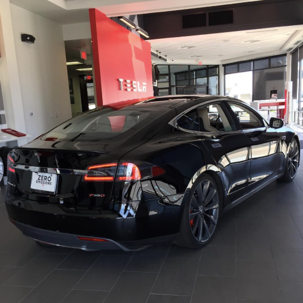 New Products: Trunk Accessories for the Tesla Model S
