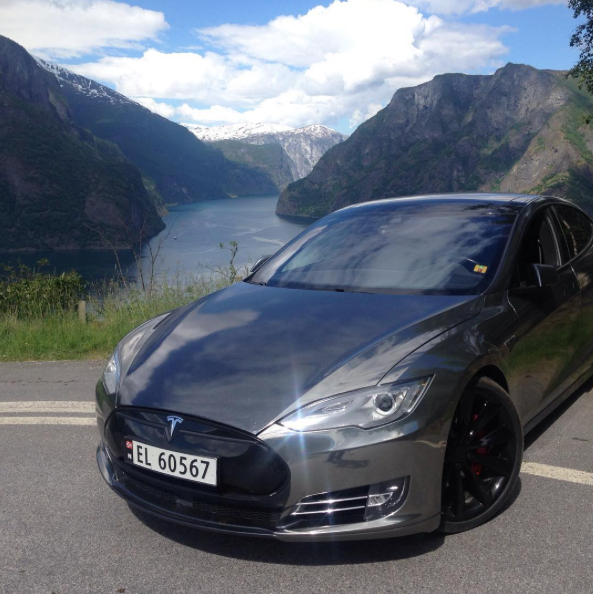 Going green: How the Tesla Model S will help reduce your carbon