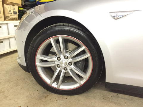 Tesla Wheel Bands