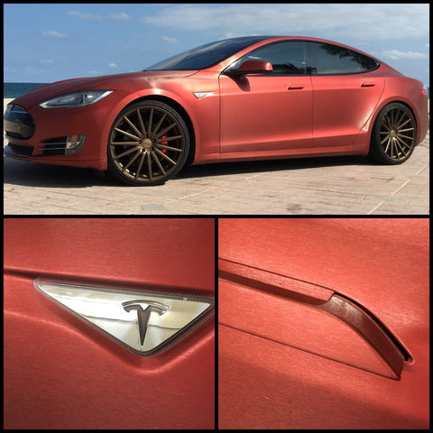 How Vinyl Wrap Can Protect And Enhance Your Tesla