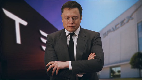 Elon Musk saves Tesla and SpaceX