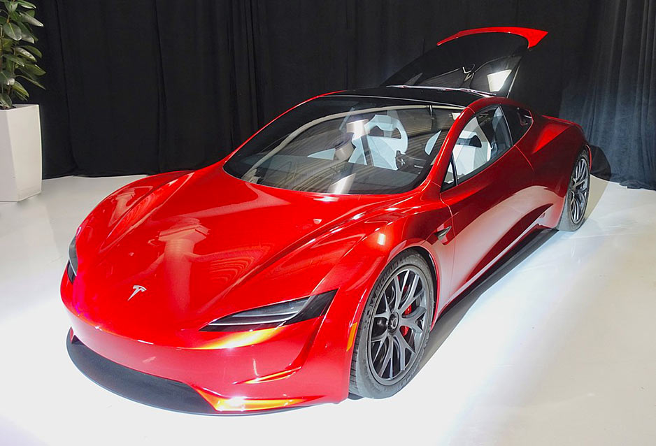 How Much is the 2020 Tesla Roadster?