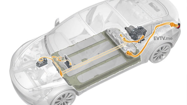 Tesla Wire Harness - Wiring Diagram General