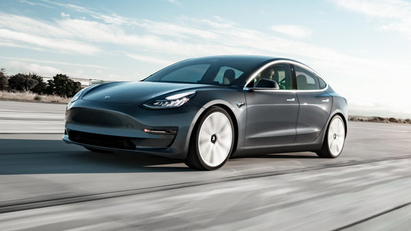 Top Gear takes on Tesla's Model 3 Performance with Track Mode