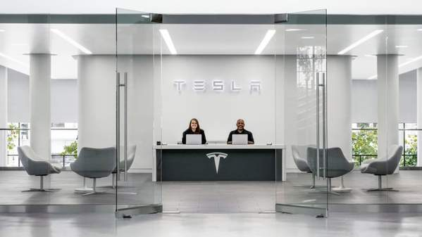 Tesla ranked hottest place to work for young job seekers