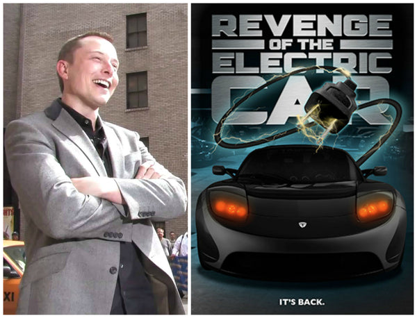 With Revenge of the electric car dvdrip torrent for that