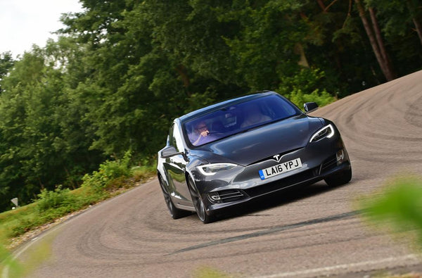 Tesla Model S rated highest quality vehicle in entire industry