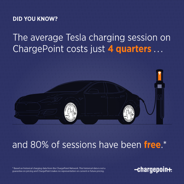 Charging options expand with the launch of Tesla's Model 3 ...