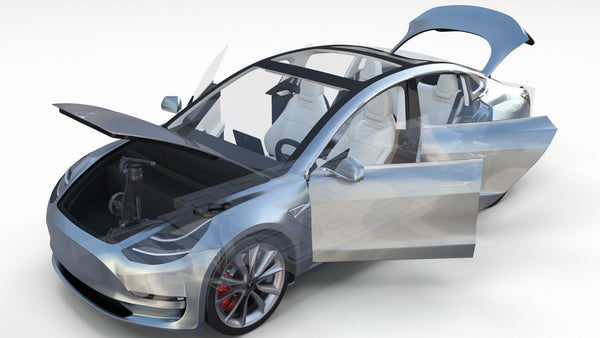 Tesla Stock Gained Nearly 2 000 Since Its Ipo Eight Years Ago Video Evannex Aftermarket Tesla Accessories
