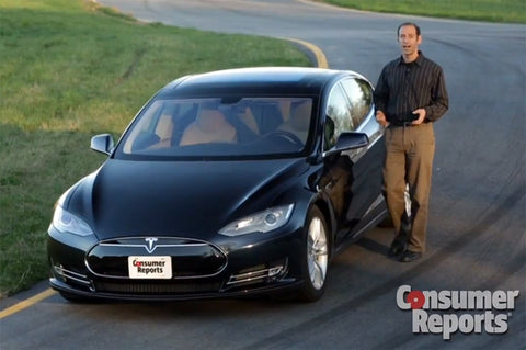tesla model s top pick by consumer reports