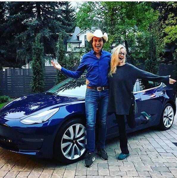 Kimbal Musk talks about Elon, Tesla, and building a mission