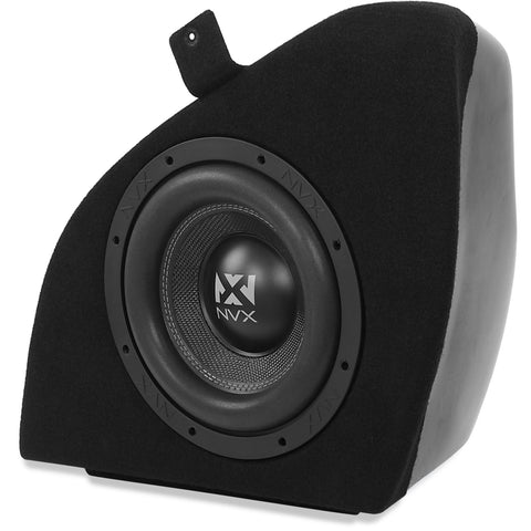 NVX boost series bass package subwoofers