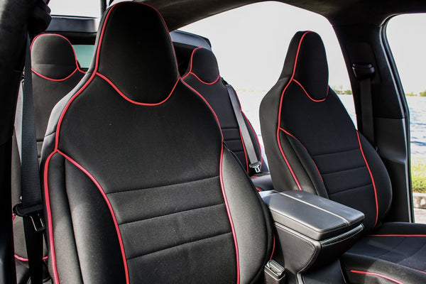 Seat Covers for Tesla Model X (6-Seat)