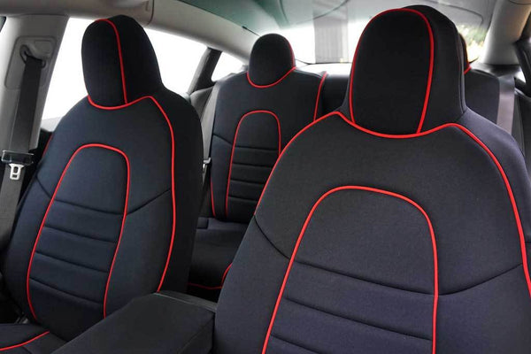 Seat Covers: Tesla Model 3