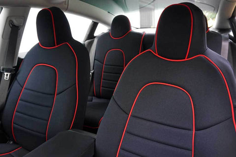 Seat Covers for Tesla Model Y