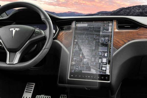 Tempered Glass Screen Protectors for Tesla Owners
