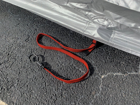 Bungee Cord for Tesla Model 3 and Model Y Car Cover