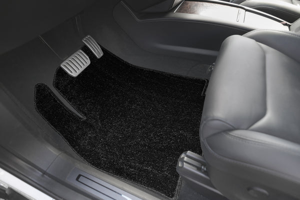 Luxe Floor Mats for Tesla Model X (7 Seat)