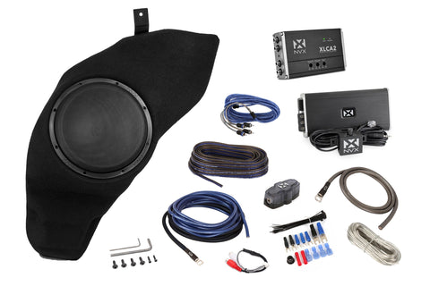 Tesla Model 3 Audio System Upgrade