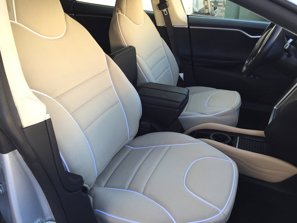 Seat Covers for Tesla Model S (2017+)