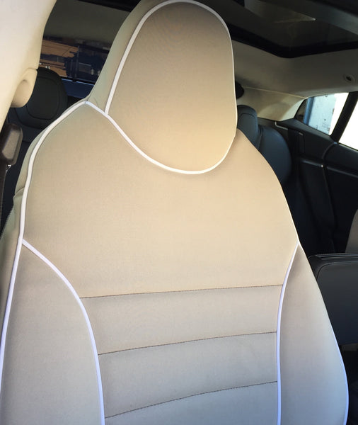 Seat Covers for Tesla Model X (7-Seat)