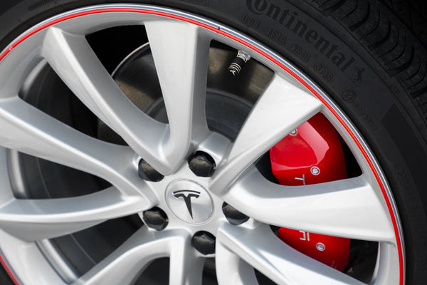 Wheel Bands™ Kit for Tesla Model S, Model X, and Model 3
