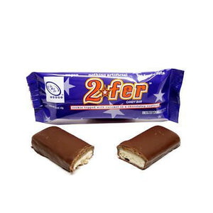 2fer Candy Bar