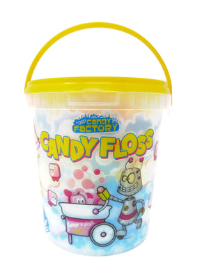 Candy Factory Candy Floss