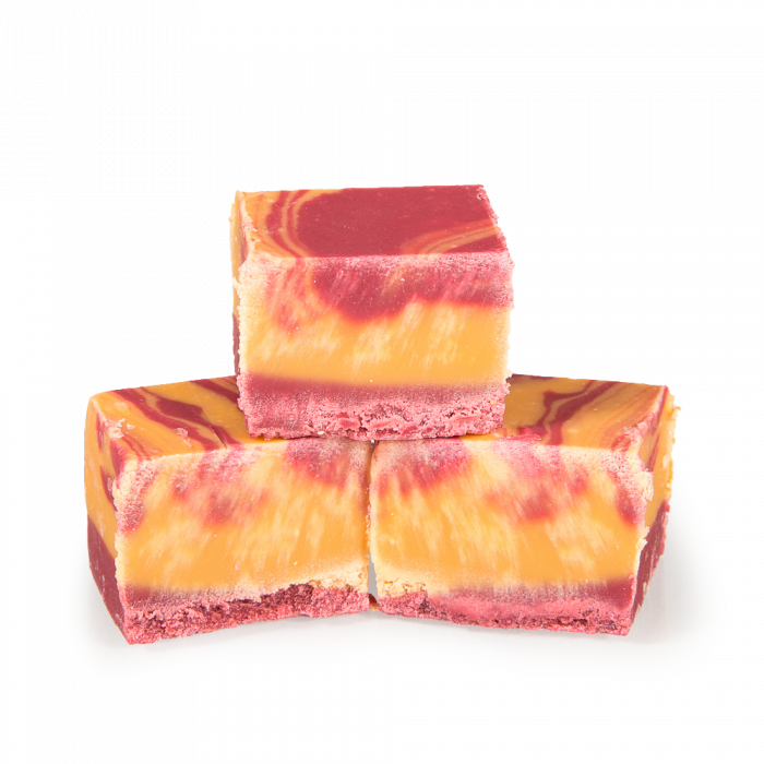 Mango & Passion Fruit Fudge
