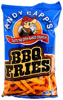 Andy Capp BBQ Fries