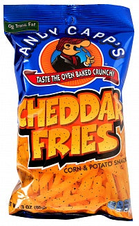 Andy Capp Cheddar Fries