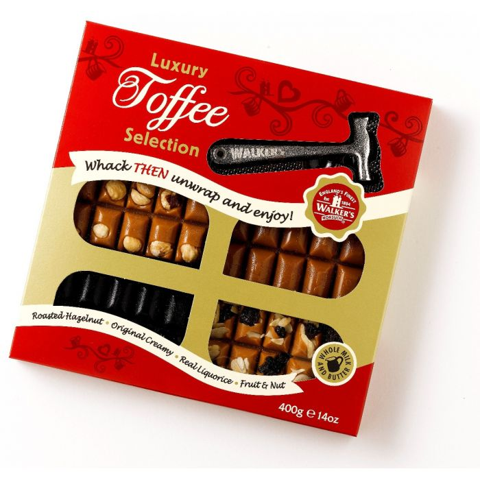 Walkers Luxury Toffee Selection