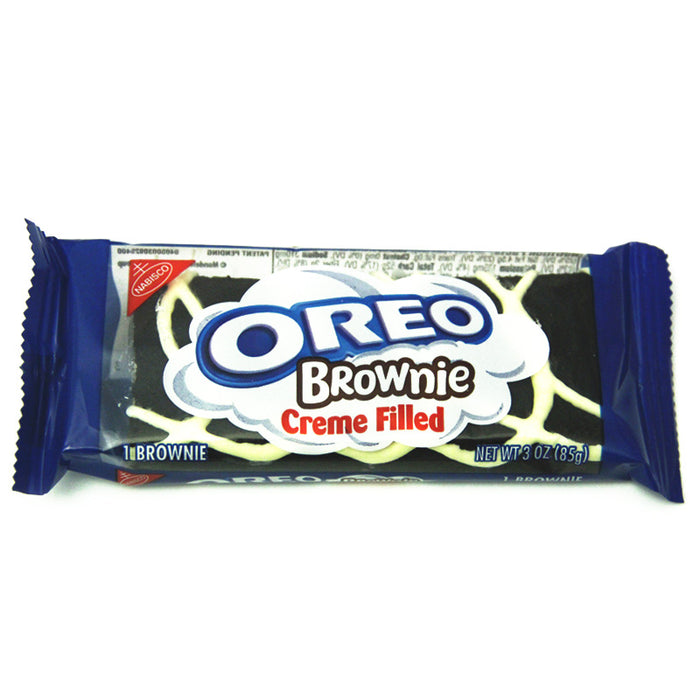 Oreo Brownie Creme Filled