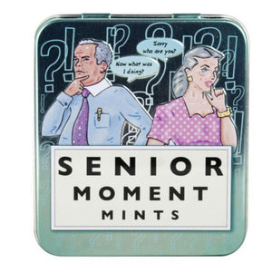 Senior Moment Mints