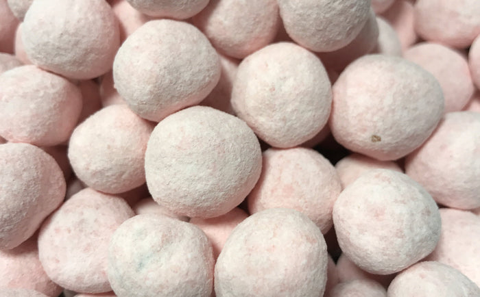 Traditional Strawberry Bonbons