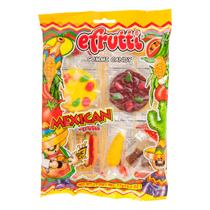 e.Frutti Gummi Mexican Dinner