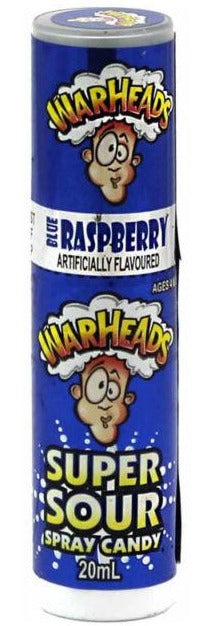 Warheads Spray