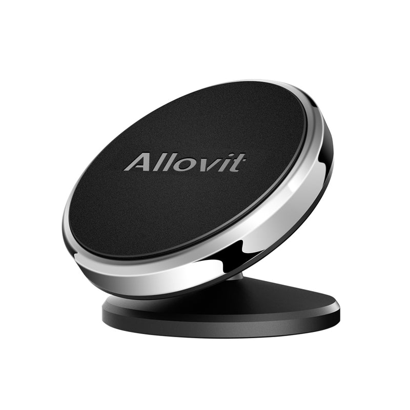 Allovit Magnetic Phone Car Mount, Universal Car Phone Holder for Dashboard