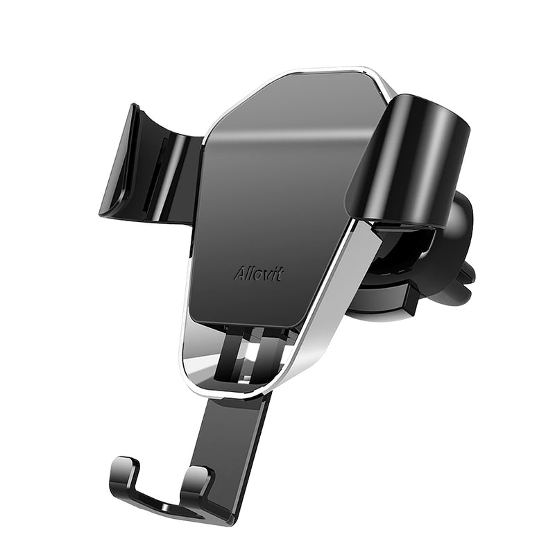 Allovit Phone Car Mount Phone Holder for Car, Cell Phone Car Mount Gravity