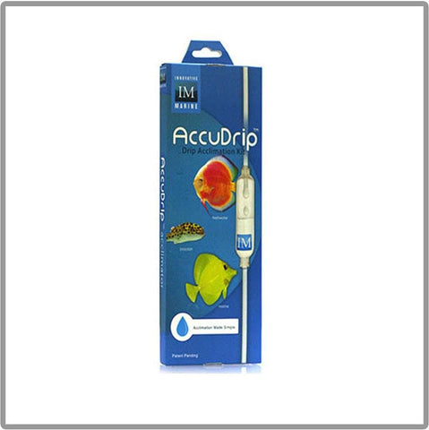 AccuDrip Drip Acclimation Kit
