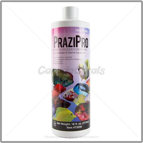 Health Aid Prazipro Fish Medication