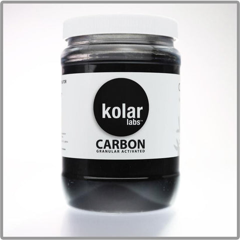 Kolar Labs Granular Activated Carbon - Canada Corals