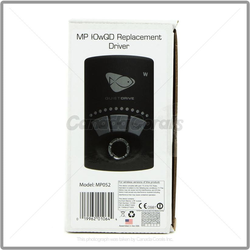 EcoTech Marine MP10wQD Replacement Driver