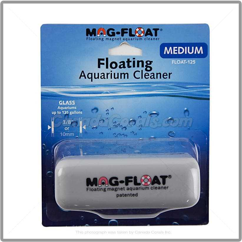 Mag-Float Floating Aquarium Cleaning Magnet